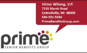 Prime Senior Benefits Group